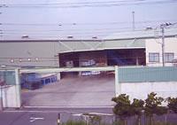 埼玉県草加市の破砕工場